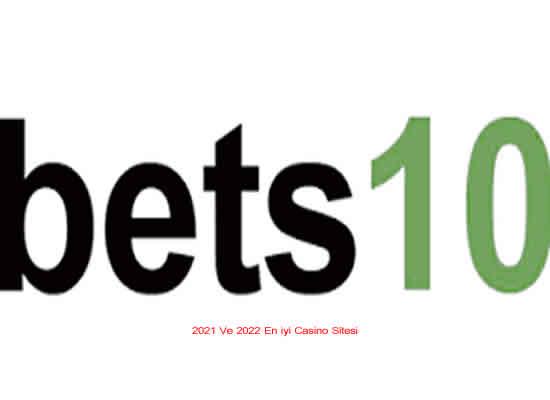 2021 Ve 2022 En İyi Casino Sitesi
