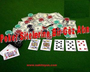 Poker Sitelerine Bir Göz Atın