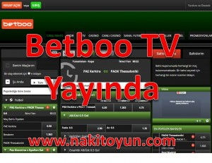 BETBOO-BAHİS-BETBOO TV-CANLI MAÇ İZLE