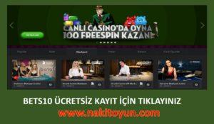 BETS10-BETSSON- BLACKJACK- OYNA- CANLI- İNDİR