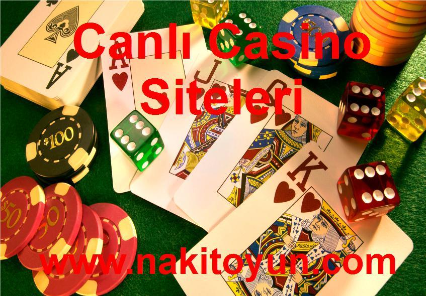 CANLI CASİNO- SİTELERİ- OYUNLARI-PARALI