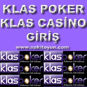 Klas Poker - Klas Casino Giriş