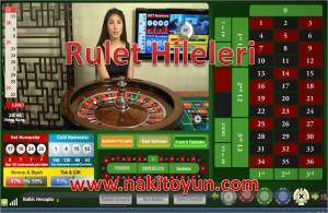 RULET- HİLELERİ-NASIL YAPILIR-VİDEO-İZLE