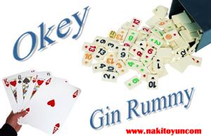 GinRummy-Okey
