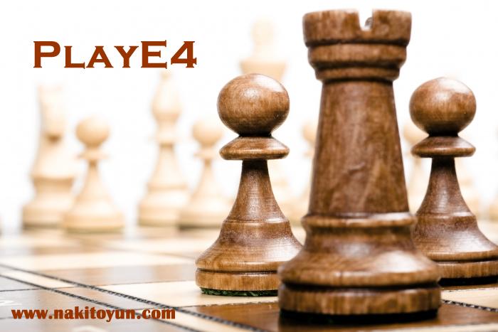 PlayE4 Satranç İndir